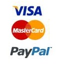 Credit Card payment with Paypal